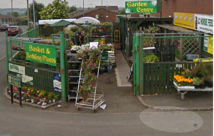 Garden Center, 843 HIGH STREET , GOLDENHILL, STOKE ON TRENT, ST65QH, UK